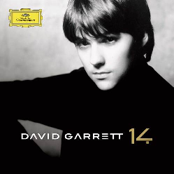デイヴィッド・ギャレット14歳