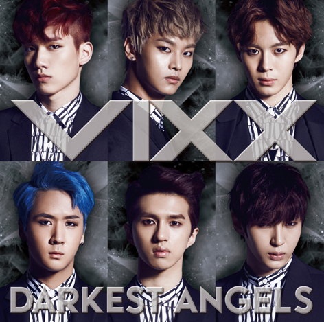 VIXX「DARKEST-ANGELS」通常盤S