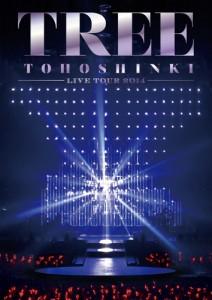 DVD「東方神起LIVE TOUR 2014~TREE~」通常盤