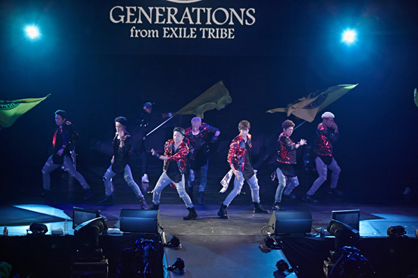 GENERNATION from EXILE TRIBE