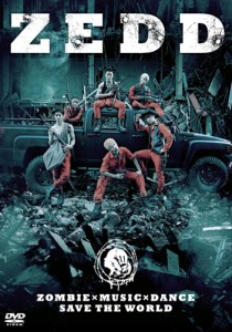 ZEDD-DVDジャケット写真s