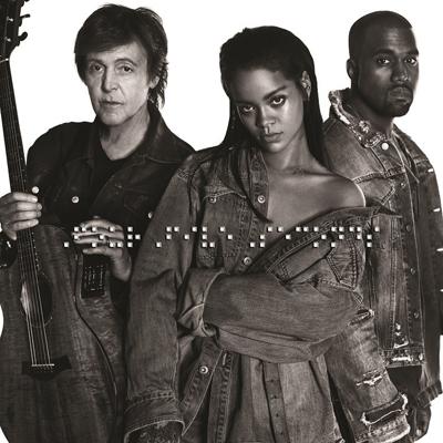 RihannaKanyePaul---FourFive