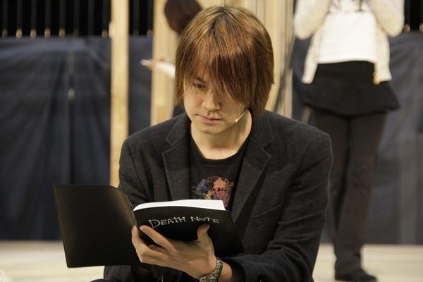 浦井健治「リュークこと吉田さんに 食われないようにがんばりたい」