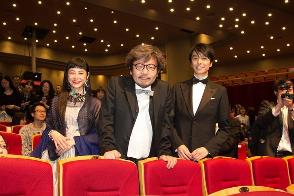 『ラブ&ピース』北京映画祭3_左からIZUMI_園_長谷川