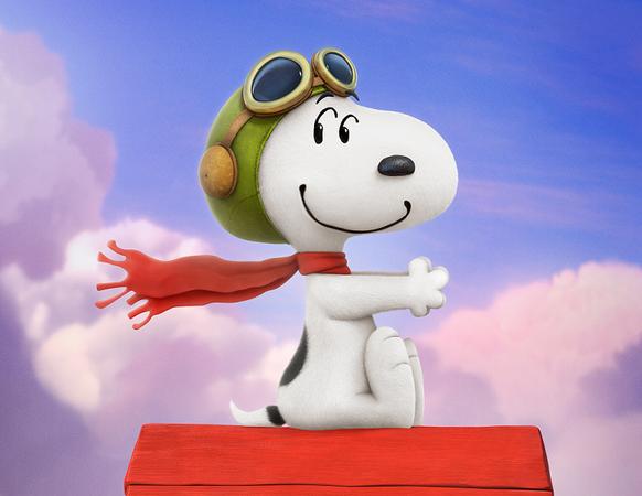 【WEB解禁:4月23日(木)正午】『I LOVE スヌーピー THE PEANUTS MOVIE』新画像