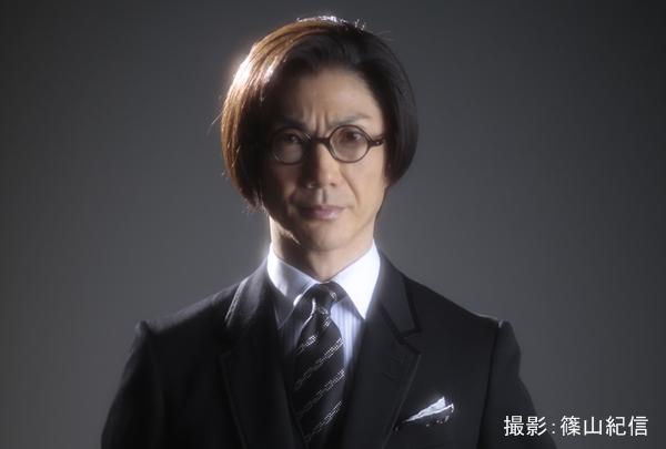 ヨコ 201506「敦 ―山月記・名人伝―」撮影:篠山紀信 0005