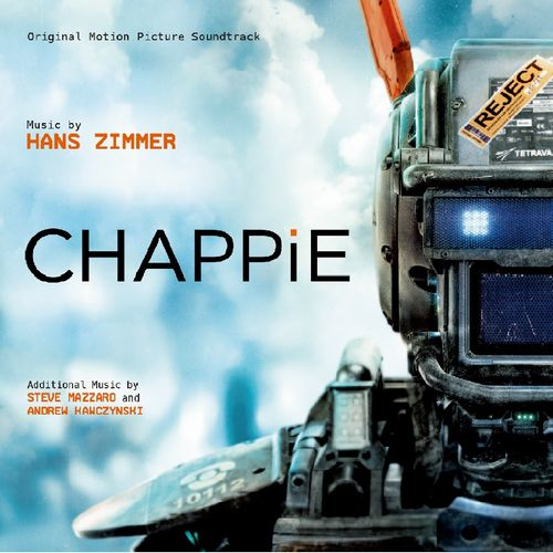 CHAPPIE_OST