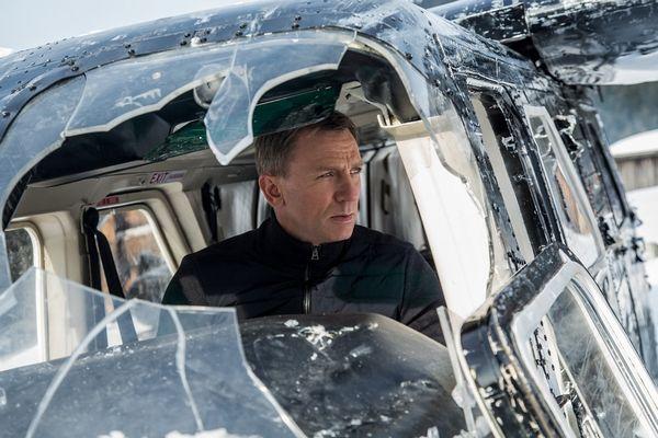 「007 スペクター」新画像