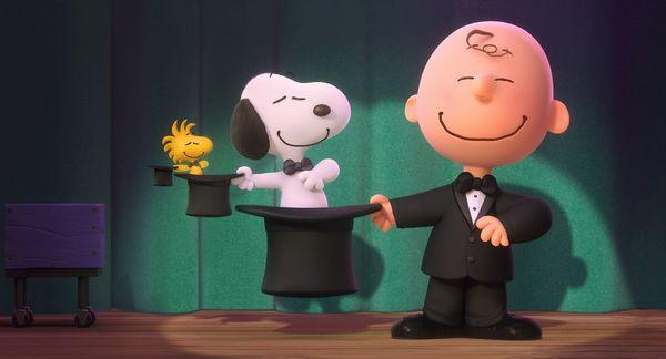 【WEB解禁日8月7日(金)16時】『I LOVE スヌーピー THE PEANUTS MOVIE』場面写真