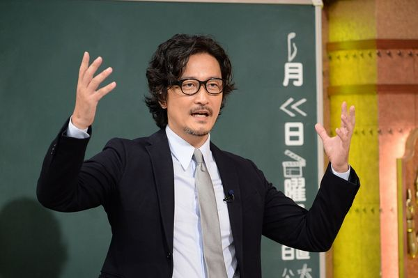 紀里谷和明先生_(C)テレビ朝日