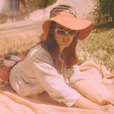 Lana Del Rey photo by Neil Krug low