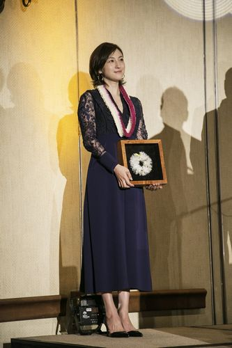 『はなちゃんのみそ汁』第35回ハワイ国際映画祭2