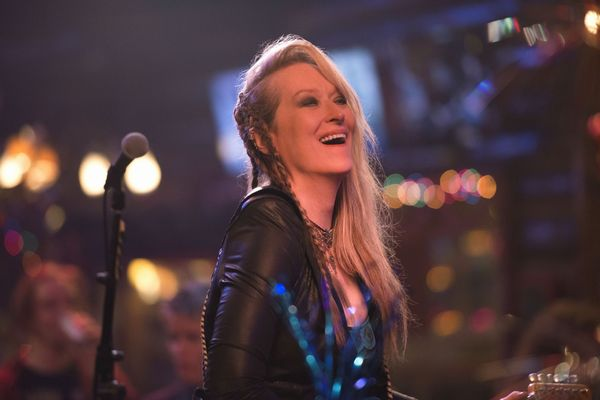 Rick (Meryl Streep) in TriStar Pictures' RICKI AND THE FLASH.