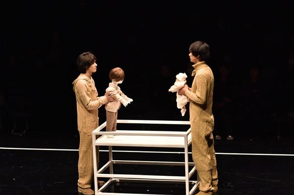 と右:小林且弥、左:安西慎太郎
