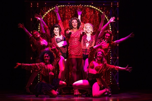 【#3】Kinky Boots National Touring Company. Photo Matthew Murp