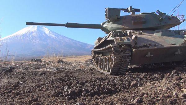 戦車ライド:解禁用1