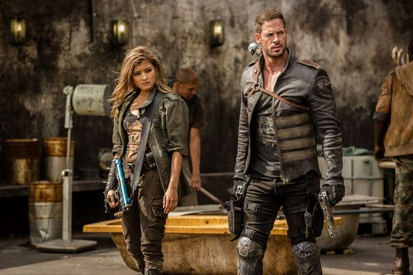 Rola stars as Cobalt and William Levy stars as Christian in Screen Gems' RESIDENT EVIL: THE FINAL CHAPTER.