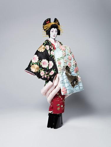 寺島しのぶ 花魁ビジュアルs