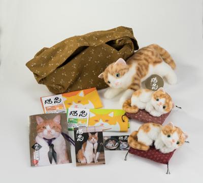 「猫忍」オリジナルグッズ
