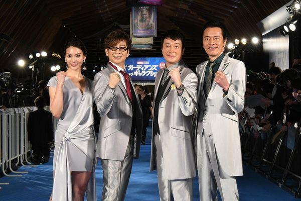 【0410開催】『GOG:R』ギャラクシー・カーペット・イベント サブ1写真