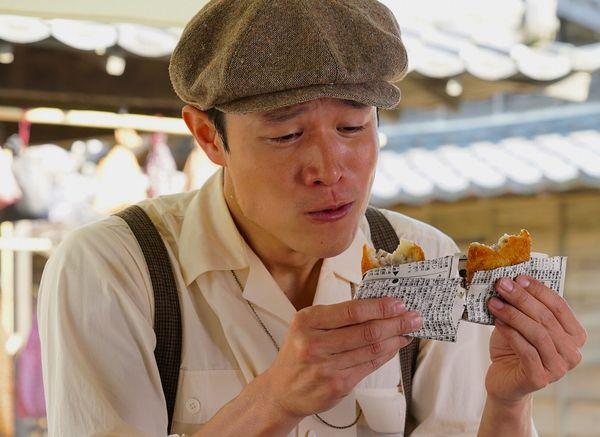 「宮沢賢治の食卓」コロッケ