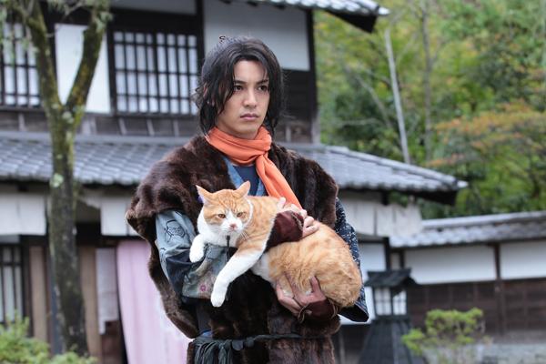 「猫忍」メイン