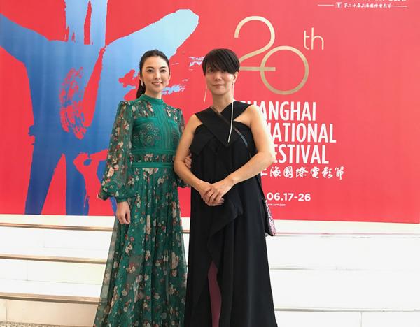上海国際映画祭写真