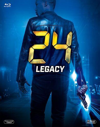 24レガシーDVD