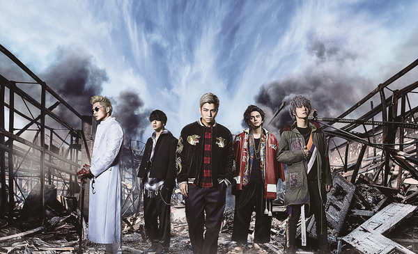 HiGH&LOW THE MOVIE2_メイン①