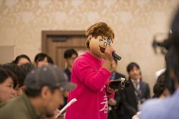 9月21日開催『DCスーパーヒーローズvs鷹の爪団』完成報告会見イベント_6