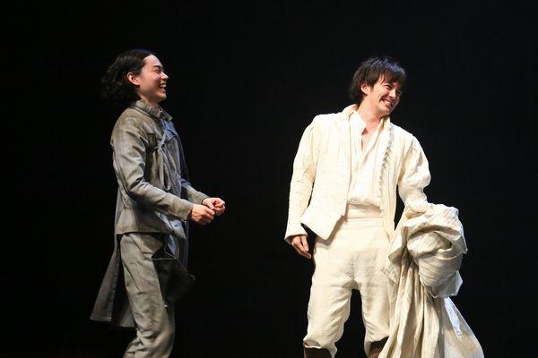 ローゼンクランツとギルデンスターンは死んだ2宮川舞子撮影