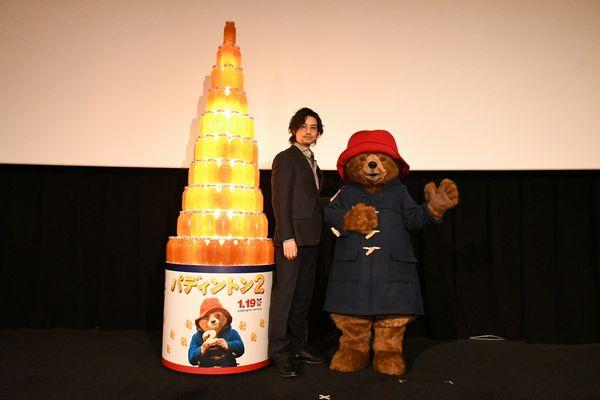 『パディントン2』斎藤工イベントオフィシャル写真①
