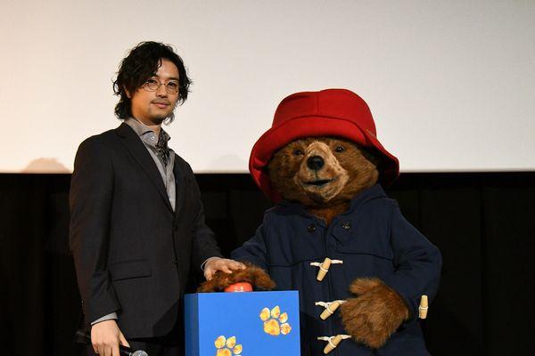 『パディントン2』斎藤工イベントオフィシャル写真②