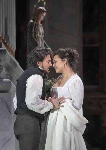 トスカ1?Ken Howard/Metropolitan Opera
