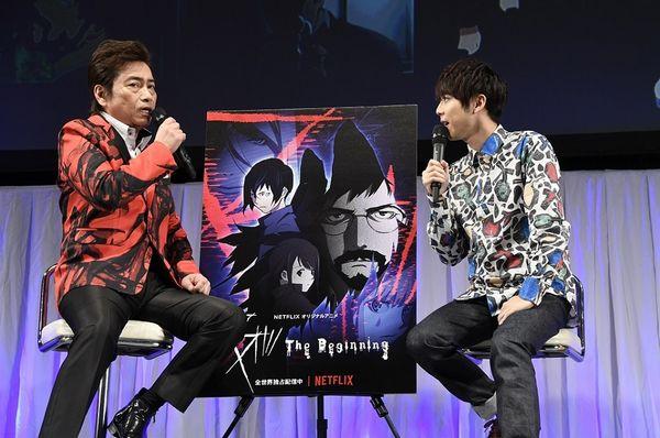 0324Netflixアニメ祭!_AnimeJapan2018_Hirata_Kaji