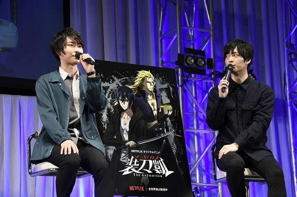0324Netflixアニメ祭!_AnimeJapan2018_Uemura_Umehara