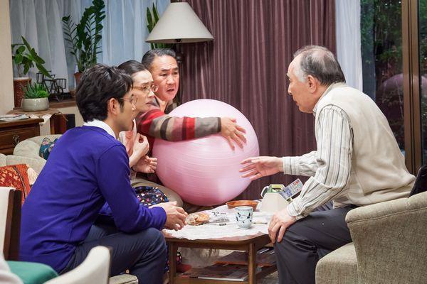 妻ばら_家族会議1
