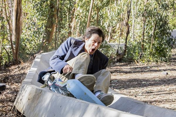 Johnny Knoxville in the film, ACTION POINT by Paramount Pictures