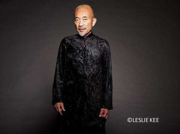 竹中直人 c LESLIE KEE