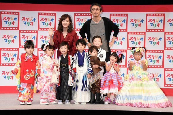 スタジオマリオ新CMキャラクター就任イベント_メイン写真
