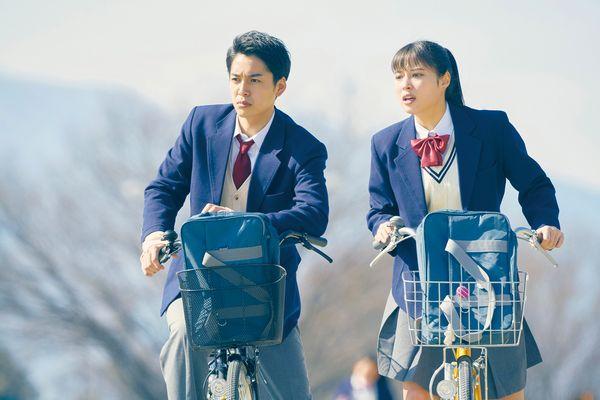 千佳子(広瀬)と修介(大野)高校時代
