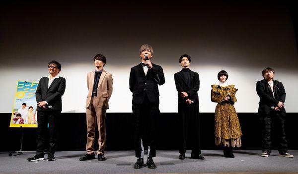 「二ート・ニート・ニート」公開直前イベントオフィシャル写真③