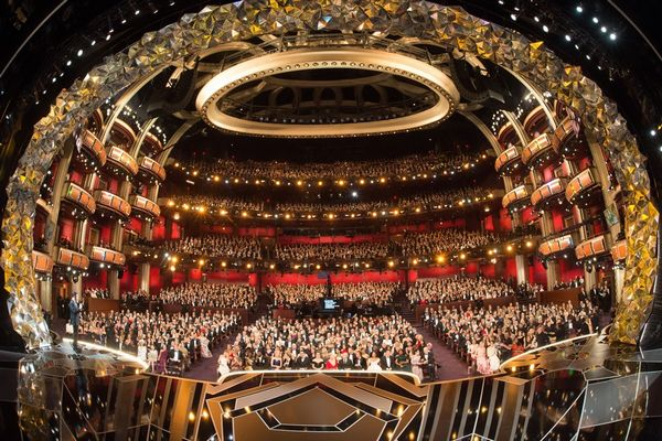 Jimmy Kimmel hosts the live ABC Telecast of The 90th Oscars® at the Dolby® Theatre in Hollywood, CA on Sunday, March 4, 2018.