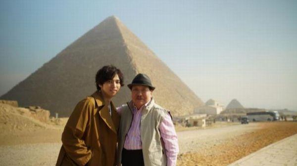 TX番組吉村先生と桐山漣