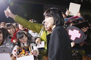 「サムライマラソン」レッドカーペットオフィシャル写真_小松