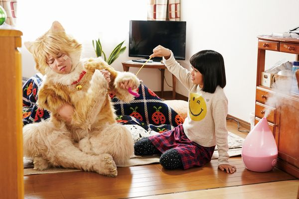 『トラさん~僕が猫になったワケ~』新カット