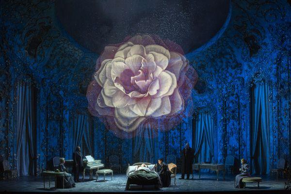 椿姫_12(c)Marty Sohl/Metropolitan Opera