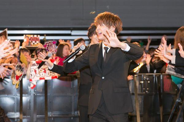 ⑤0303『PRINCE OF LEGEND』大阪イベント