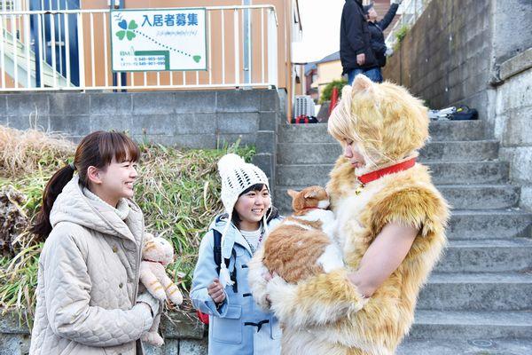『トラさん~僕が猫になったワケ~』メイキング