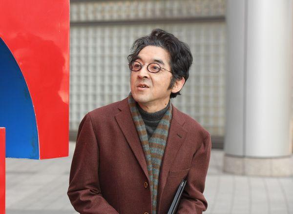 タカコの婚活相手の相坂役(杉村蝉之介様)